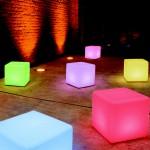 LED мебель и аксессуары