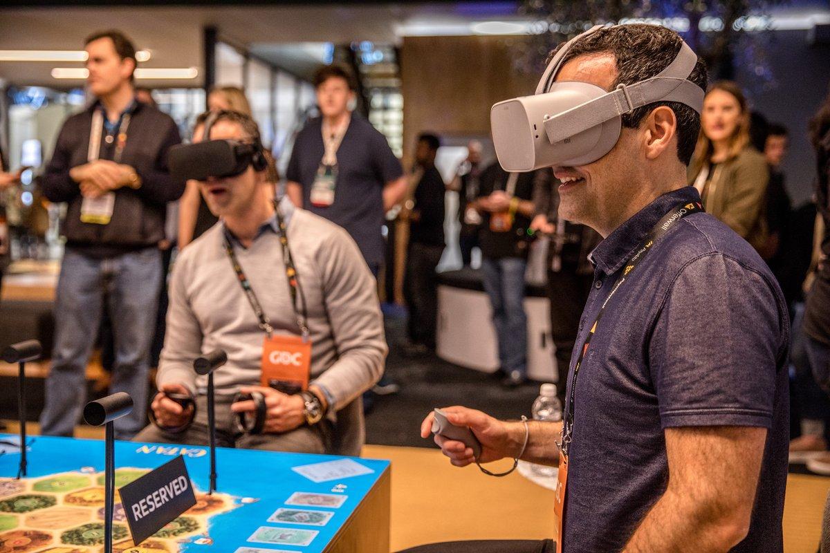 Oculus go шлем виртуальной реальности