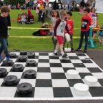 Парковые шашки