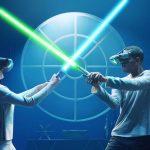 AR реальность Star Wars